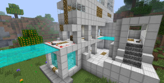 Light Bridges and Doors Mod para Minecraft 1.6.2 y 1.6.4