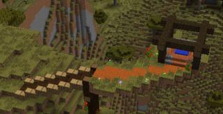 Minecraft 1.7.2 - Actualización del mundo