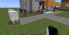 PokeCycle Mod para Minecraft 1.6.2 y 1.6.4