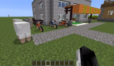 PokeCycle Mod para Minecraft 1.6.2 y 1.6.4