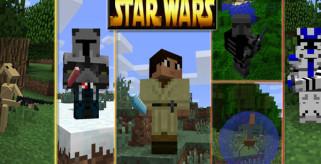 Star Wars Mod para Minecraft 1.6.2 y 1.6.4
