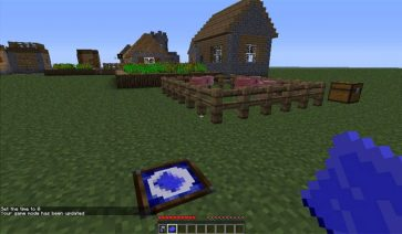 Travelling House Mod para Minecraft 1.6.4