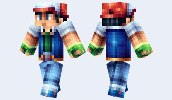 Ash Skin para Minecraft