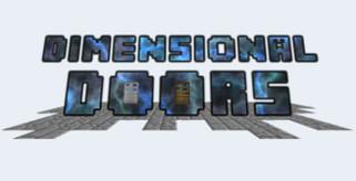 Dimensional Doors Mod para Minecraft 1.6.2 y 1.6.4