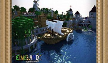 Elveland Texture Pack para Minecraft 1.11