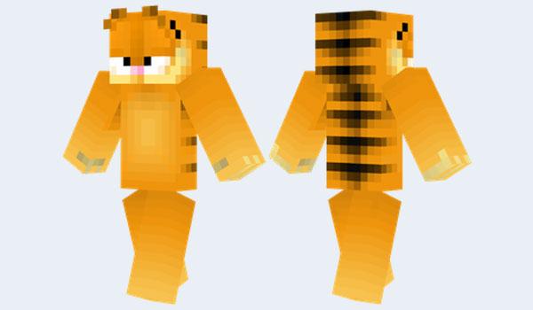 Garfield Skin para Minecraft