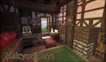 Halcyon Days Texture Pack para Minecraft 1.7.2