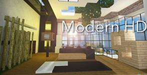 Modern HD Texture Pack para Minecraft 1.7.2