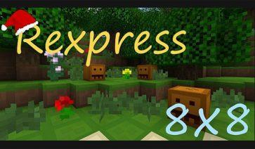 Rexpress Texture Pack para Minecraft 1.7.2
