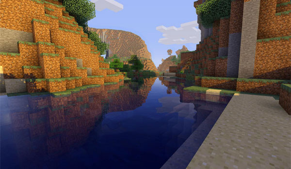 Shaders Mod para Minecraft 1.6.2 y 1.6.4