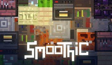 Smoothic Texture Pack para Minecraft 1.8