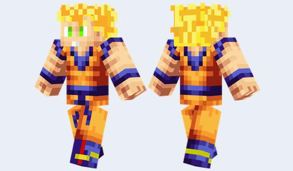 Son Goku Skin