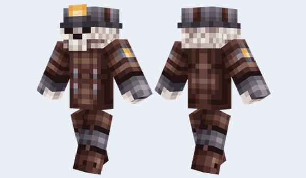 The Lost Miner Skin para Minecraft