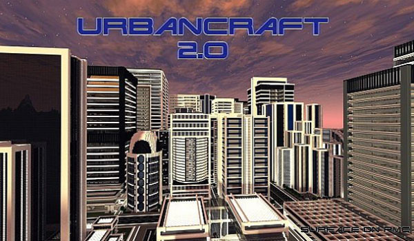 Urbancraft Texture Pack para