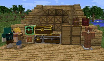 BetterStorage Mod para Minecraft 1.6.2 y 1.6.4