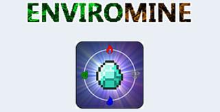 EnviroMine Mod para Minecraft 1.6.4