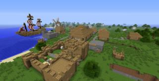 MineColonies Mod para Minecraft 1.6.4
