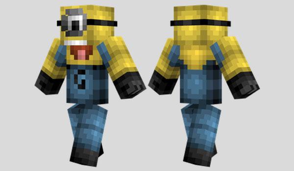 Minion Skin para Minecraft