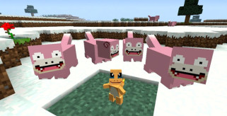 Pokécube Mod para Minecraft 1.6.4