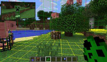RearView Mod para Minecraft 1.6.4