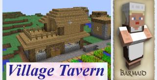 Village Taverns Mod para Minecraft 1.6.4