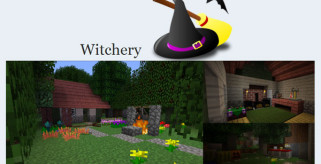 Witchery Mod para Minecraft 1.6.4