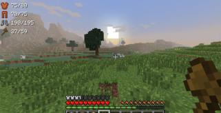 ArmorStatusHUD Mod para Minecraft 1.7.2