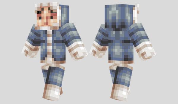 Eskimo Skin para Minecraft