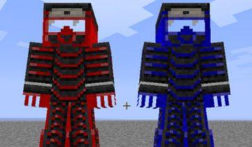 Paintball Mod para Minecraft 1.7.2 y 1.7.10