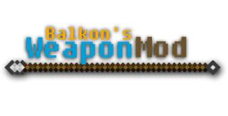 Weapon Mod para Minecraft 1.7.2