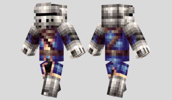 Elite Knight Skin para Minecraft