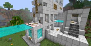 Light Bridges and Doors Mod para Minecraft 1.7.2