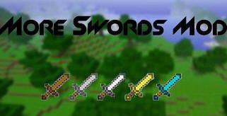 More Swords Mod para Minecraft 1.7.2
