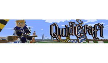 Quidcraft Quidditch Mod para Minecraft 1.7.2 y 1.7.10