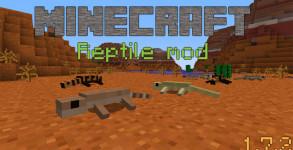 Reptile Mod para Minecraft 1.7.2
