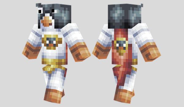 Super Penguin Skin para Minecraft