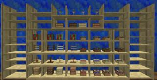 BiblioCraft Mod para Minecraft 1.7.2