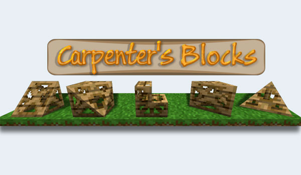Carpenter's Blocks 1.7