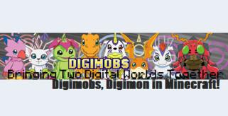 DigiMobs Mod para Minecraft 1.7.2