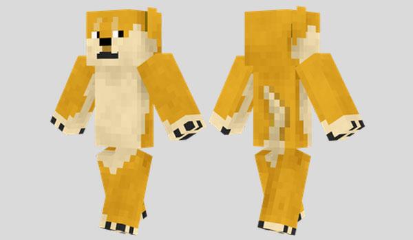 Doge Skin para Minecraft