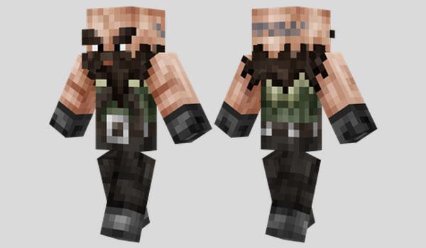 Dwalin Skin para Minecraft