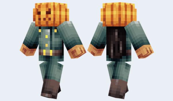 Headless Horseman Skin para Minecraft
