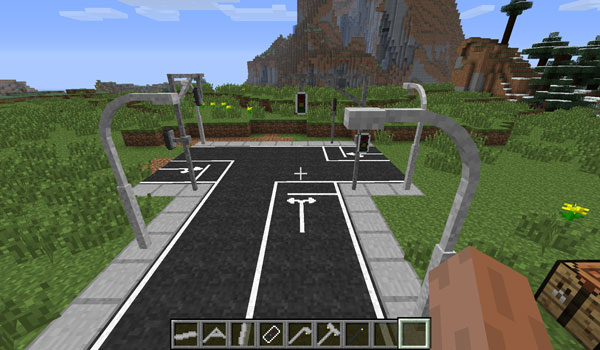 Lamps And Traffic Lights Mod Para Minecraft 1 7 2