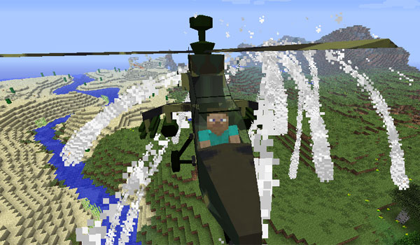 MC Helicopter 1.7