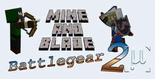 Mine and Blade 2 Mod para Minecraft 1.7.2