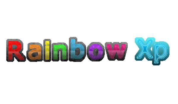 Rainbow XP Mod para Minecraft 1.7.2