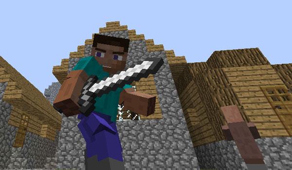 Animated Player Mod para Minecraft 1.7.2 y 1.7.10