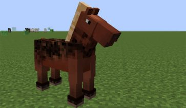 Better Horses Mod para Minecraft 1.7.2