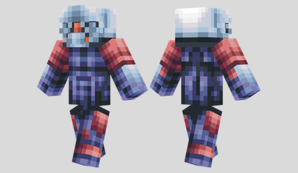 Cyborg Ninja Skin para Minecraft