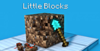 Little Blocks Mod para Minecraft 1.7.2